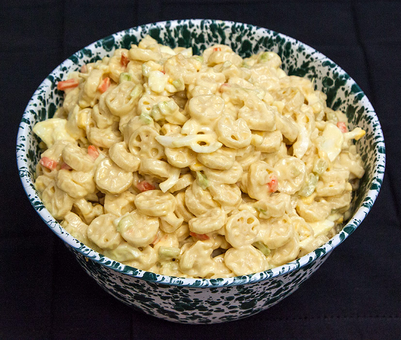 Macaroni Salad at Yoder