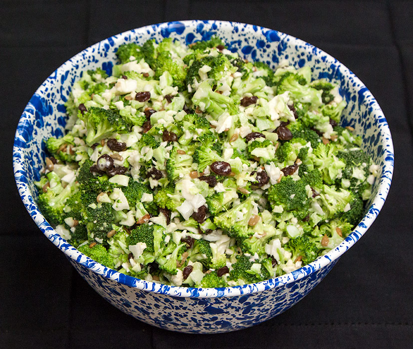 Broccoli Cauliflower Salad at Yoder