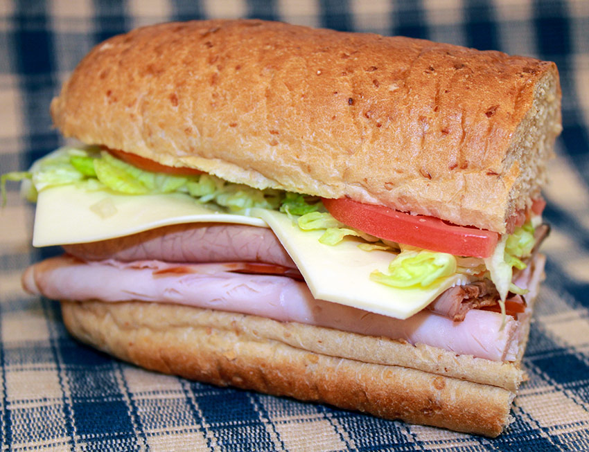 Deli Sandwiches at Yoder's in Centreville