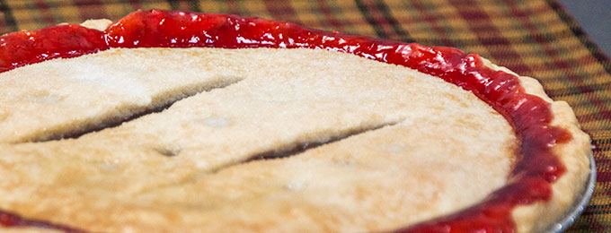 Homemade Pies at Yoder's Country Market in Centreville